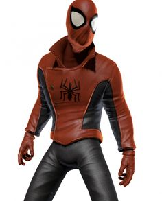 SPIDER MAN LAST STAND LEATHER JACKET Hero Spiderman, Amazing Spiderman, Last Stand, Marvel Universe, Drawing Ideas, Marvel Comics, Motorcycle Jacket, Winter Outfits, Leather Jacket