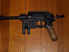 NERF Nite Finder EX-3  Mod visible: - Peinture - Allongement du canon - remplacement de la crosse