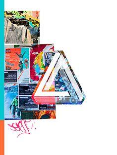 Triangulurbano - Website: Urban Arts // Artista: Guto Reiiz