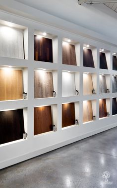Showrooms | Silverwood Flooring | Toronto