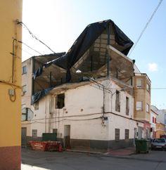 Casa Lude, Spain Granada, Adaptive Reuse, Architecture, Buildings, Thesis, Minimal, Places, Inspiration, Arquitetura
