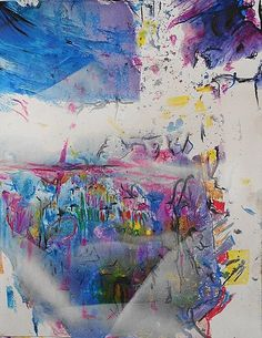 Non-figurative, non-objective art, contemporary Masters, Contemporary Abstract Fine art, Ulrich de Balbian, www.newstylesgallery.info If you buy a print you could win the original worth US$1,000,000+.