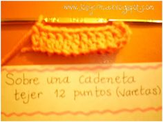 *.:。✿JosyCrea✿.。.:* Tejido a Crochet y Más!: Como tejer escarpines a crochet