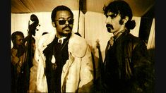 """Frank Zappa & Archie Shepp """"Let's Move To Cleveland Solos"""""""