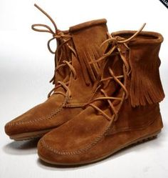 Minnetonka Tramper Ankle Hi Boot - American Eagle Outfitters
