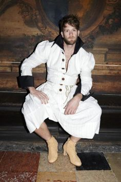 From Porn Star to Fashion Star: Colby Keller on Vivienne Westwood, Sex for Money, and Fighting Gay Conservatism