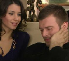 """When I saw you I fell in love, you smiled because you knew."" Behlül & Bihter, Aşk-ı Memnu. 60.Bölüm."