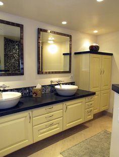 Tropical Bathroom - tropical - spaces - hawaii - Tervola Designs