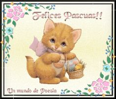 Felices Pascuas, parte 1 Silhouettes, Teddy Bear, Animals, Happy, Happy Easter, Strong, Animales, Animaux, Teddybear