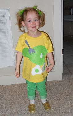All Things Dr Seuss Diy Green Eggs And Ham Costume Dr Seuss Week