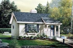 House Plan chp-17629 at COOLhouseplans.com