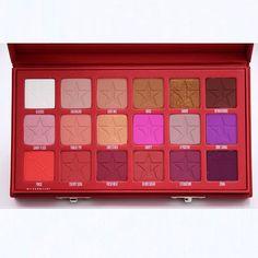 Jeffree Star Cosmetics: Blood Sugar Eyeshadow Palette | pic: @trendmood1