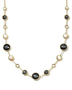 "IPPOLITA ""Lollipop"" 18K 22.00 ct. tw. Mother-of-Pearl, Doublet & Gemstone Necklace is on Rue. Shop it now."