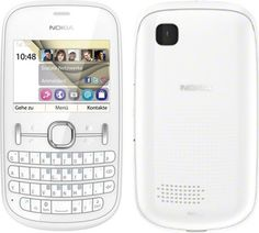 Nokia Asha 201 White Keyboard Unlocked GSM DualBand Bar Cell Phone - For Sale Check more at http://shipperscentral.com/wp/product/nokia-asha-201-white-keyboard-unlocked-gsm-dualband-bar-cell-phone-for-sale-2/