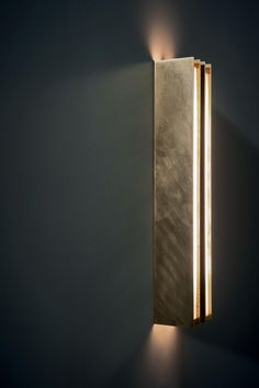 BLADE Wall lamp by Baxter