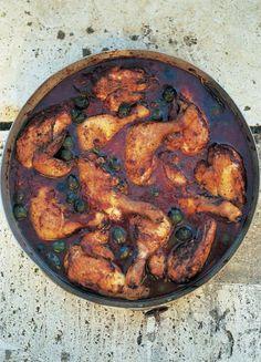 Hunter's Chicken Stew (Pollo alla cacciatora) | Jamie Oliver