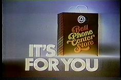 The Bell Phone Center Store #AT&T #telephones #commercial