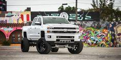 Chevrolet Silverado 2500 HD Chevrolet Silverado 2500, 2016 Silverado, Chevrolet Trucks, Gm Trucks, Lifted Trucks, Tyre Images, Off Road Wheels, Future Trucks, Black Wheels
