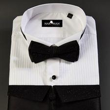 Wing Collar, Bucharest, Wedding Suits, Shirts, Fashion, Suits, Moda, Wedding Outfits, Fashion Styles