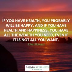 Yes to health and happiness! #wellness #healthiswealth #quotes #wellbeing #healthylifestyle #inspiration #healthandwellness