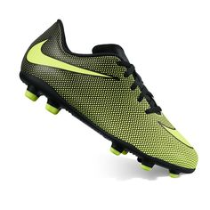3a8cb294a Nike Jr. Bravata II Kids  Firm-Ground Soccer Cleats