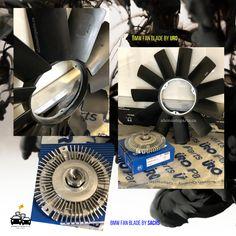 BMW Fan Blade (URO) & Fan Clutch (Sachs)   #bmw #fanclutch #fanblade #sachs #uro #autoparts #toronto #ahonautoparts