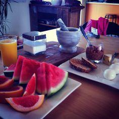 Good Food Good Morning Watermelon, Good Food, Fruit, Healthy Meals, Eating Well