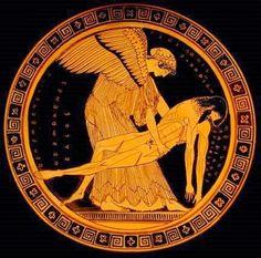 Pintura de vaso grego