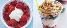Frozen Joghurt Rezept: cremig, leicht, super!