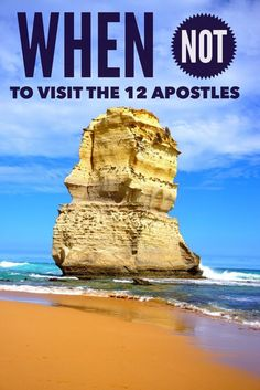 Driving Australia's Great Ocean Road? How to avoid the crowds at the 12 Apostles.