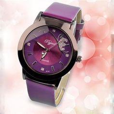 Relogio Feminino Quartz Watch Fashion Watch Women Luxury Brand DGJUD Leather Strap Watches Ladies Wristwatch Relojes Mujer 2016