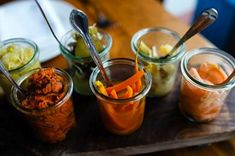 Brined Pickle Platter: A Recipe from Bar Tartine & Nick Balla