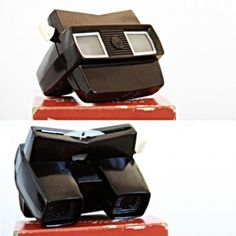 What better way to spend the evening than dream away with a view master?
