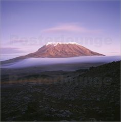 Mount Kilimanjaro  - David Pluth.  My little son is fascinated with Africa and…