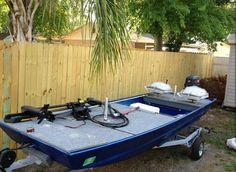Boat mods