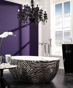 Such a girly bathroom :)