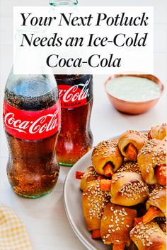 Your Next Potluck Needs an Ice-Cold Coca-Cola. Order your customized Coke bottles for your guests. Healthy Dessert Recipes, Yummy Snacks, Party Recipes, Desserts, Cannabis, Bodybuilding Recipes, Low Carb Appetizers, Clean Eating Diet, Low Carb Breakfast