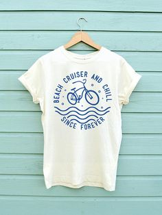 Beach Cruiser And Chill Since Forever, By Rollus1 On Etsy