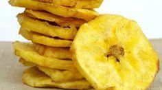 Chips de plátano - Comida Peruana