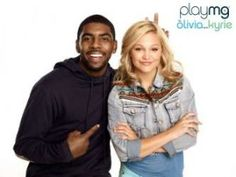 PlayMG Ropes in Kyrie Irving and Olivia Holt
