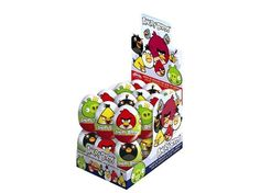 ANGRY BIRDS Chocolate Surprise Egg with Toy Inside – Tom's Grocery