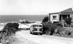 Beacon Island - now and then! #history of Plettenberg Bay