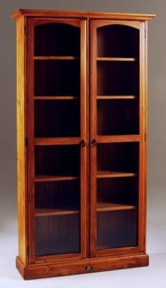 Franklin Gl Door Bookcase 02 Furniture Pinterest Doors And