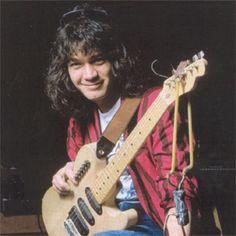 Eddie Van Halen greatest guitar player ever!!!