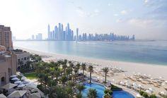 ★★★★★ Fairmont The Palm, Dubai, Emirati Arabi Uniti Dubai Hotel, Dubai City, Dubai Uae, Middle East Destinations, Holiday Destinations, The Beautiful Country, Beautiful Places, Dubai Golf, Dubai Beach