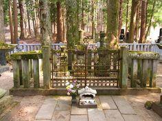 長谷寺の奥のほうに、真田幸隆夫妻と昌幸の墓