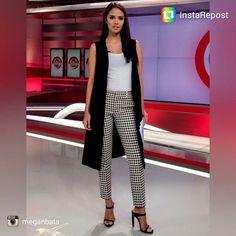 Miss World Megan Young Megan Young, Filipina Beauty, Miss World, Capri Pants, Ootd, Fashion, Moda, Capri Trousers, Fashion Styles