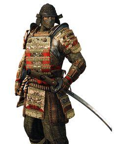 For Honor: The Samurai - Classes & Gameplay High Fantasy, Fantasy Rpg, Medieval Fantasy, Japanese History, Japanese Culture, Naruto Characters, Fantasy Characters, Fantasy Character Design, Character Art