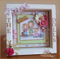 Paper Nest Dolls ' The dolls'