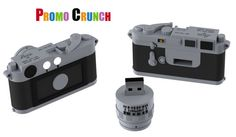 Promo Crunch. Home to the World's Best Custom Designed USB Flash Drives #usb #powerbank #battery #charger #logo #custom #marketing #branding #pvc #tech #gadget
